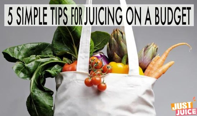 HOW TO JUICE CHEAP