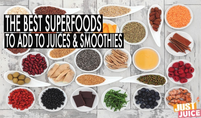 BEST SMOOTHIE SUPERFOODS