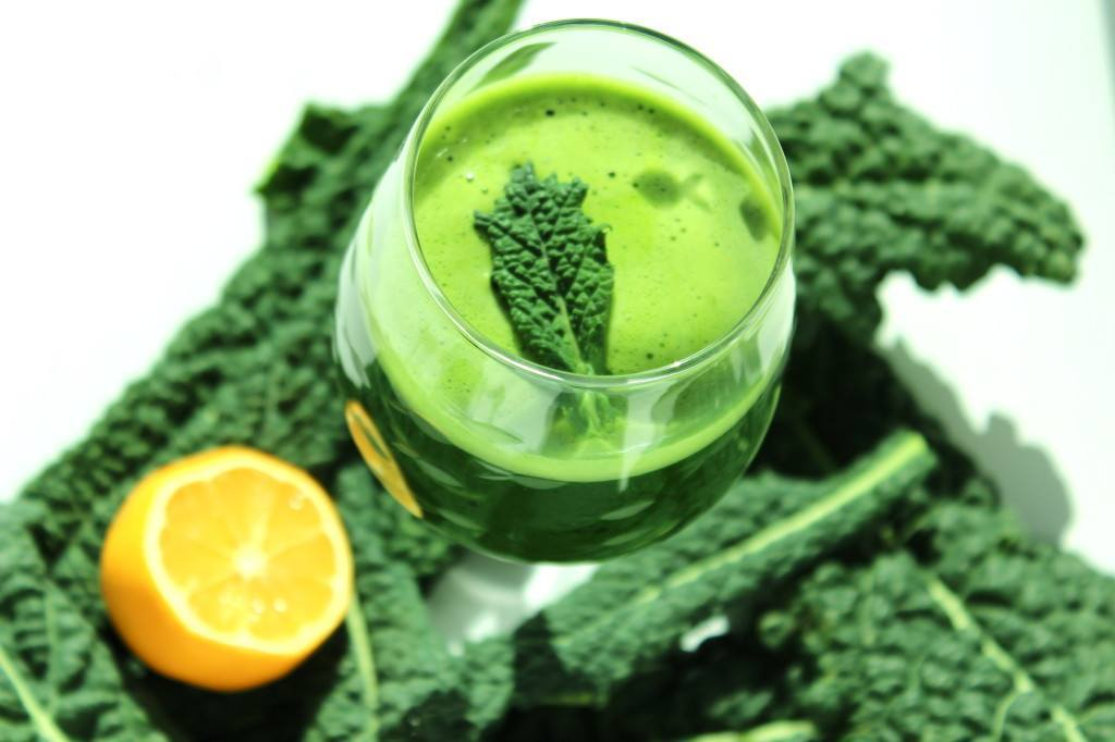 benefits of kale juice