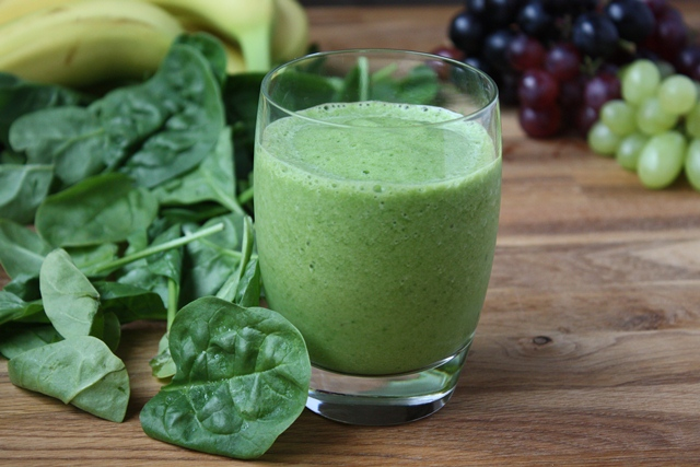 spinach juice benefits
