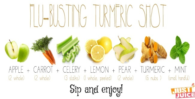 immune boosting juice recipes