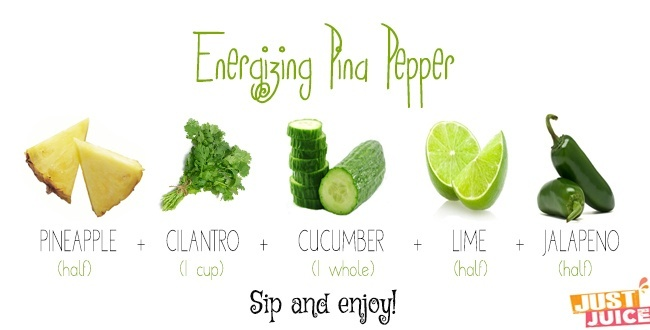 weight loss juices with jalapeno