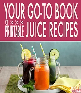 juice recipes book