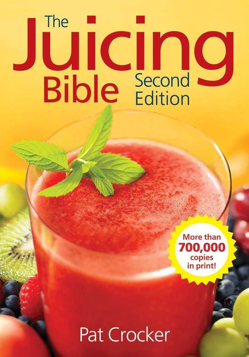 juicing books