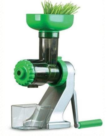 lexen wheatgrass juicer