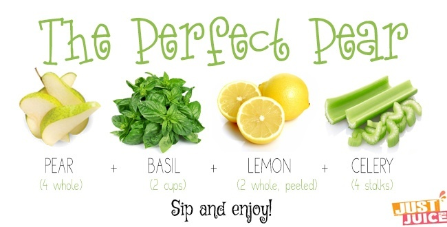 healthy green juice to balance pH