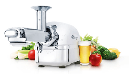 super angel juicer for greens