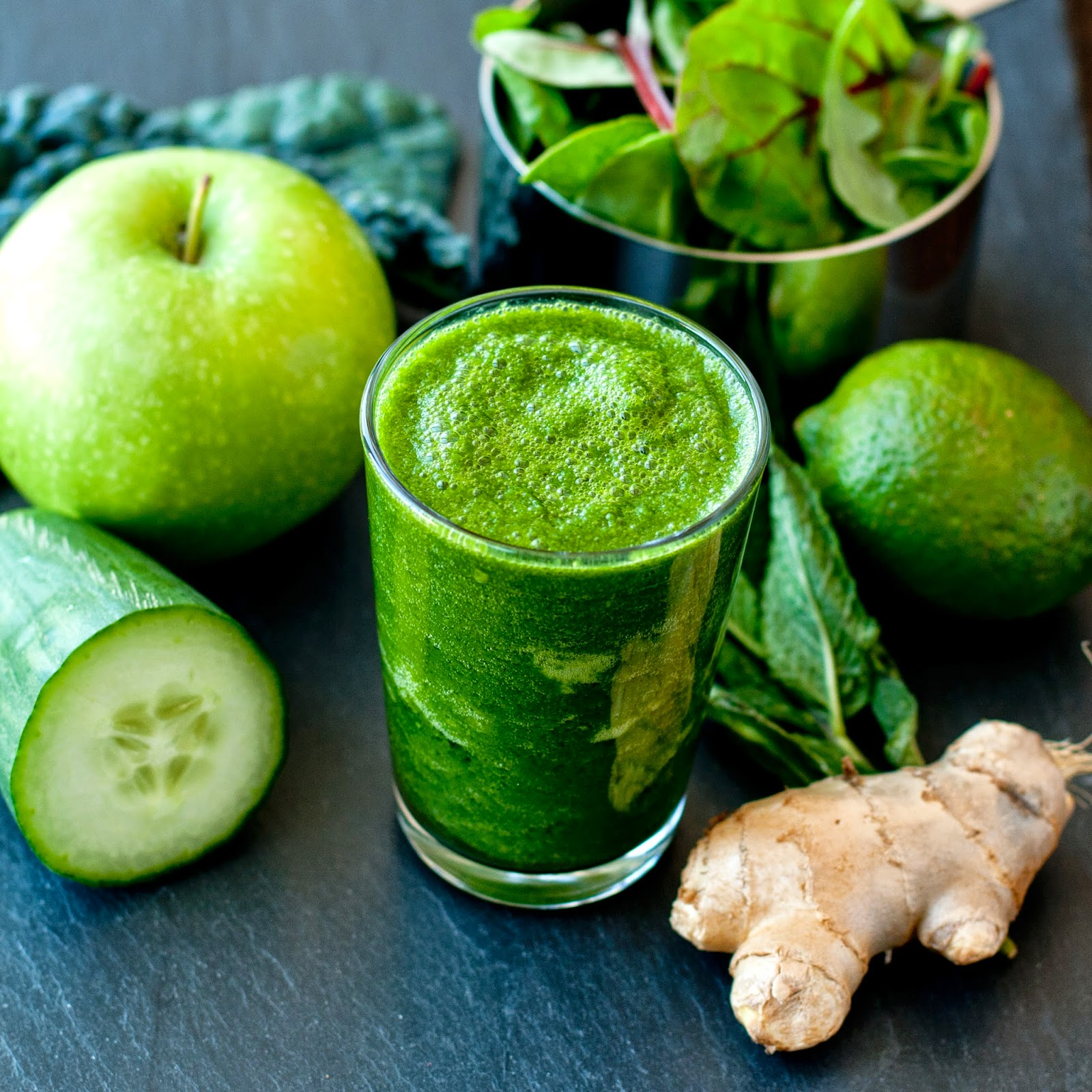 best green juice cleanse recipes