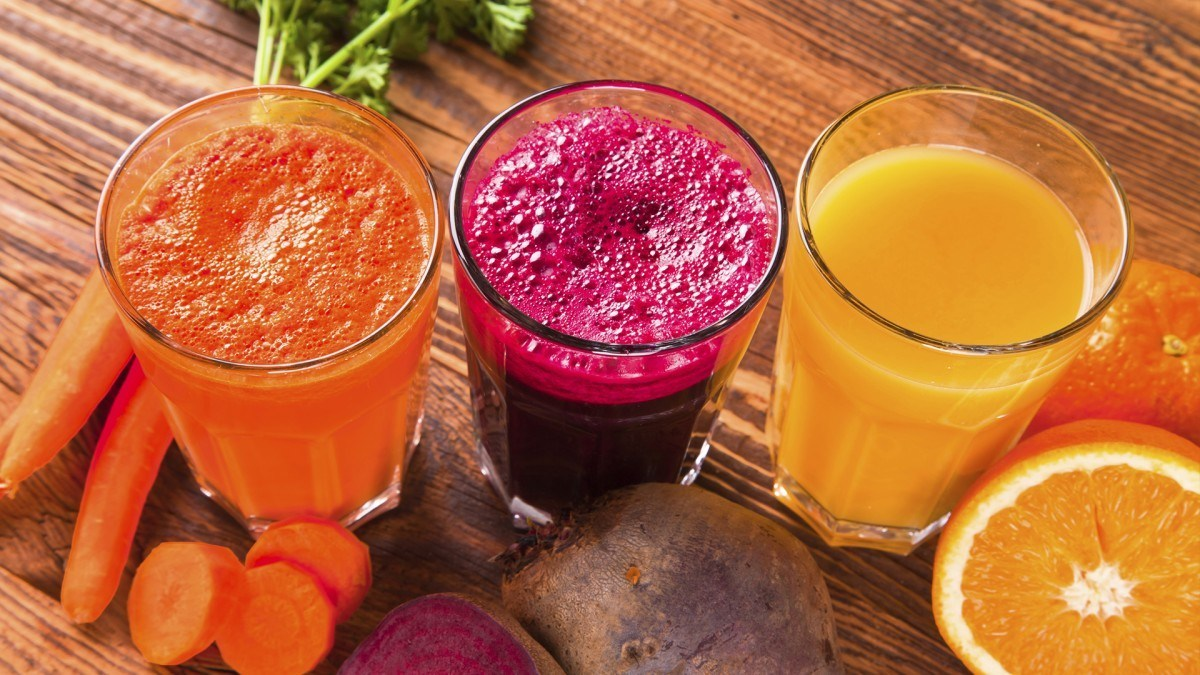 the best healthy juice recipes