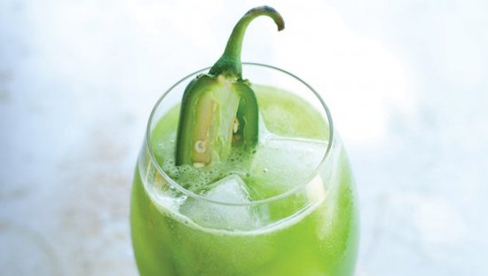 low calorie green juice recipes