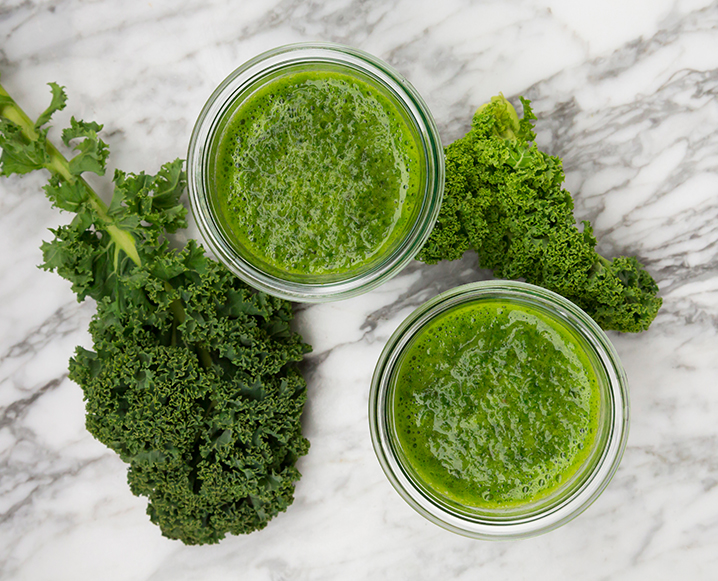 juicing greens list