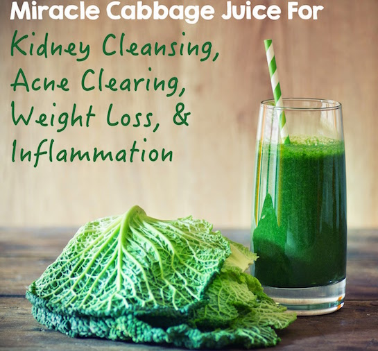 cabbage juice recipes