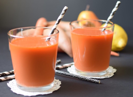 sweet potato juice recipes