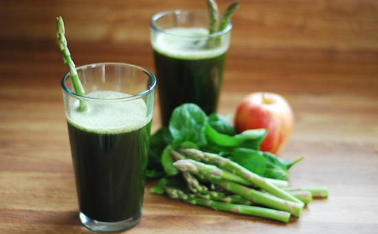 best veggies to juice