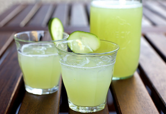 cucumber juice recipes