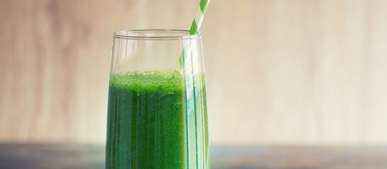 juicing for lung health