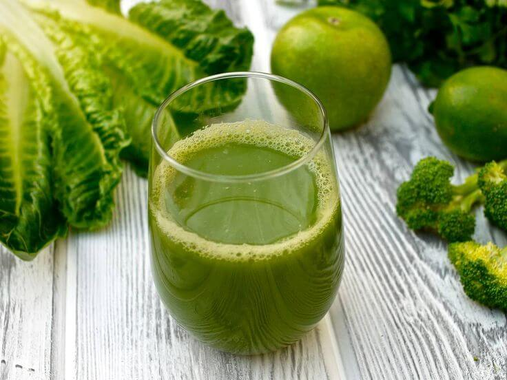 lettuce juice recipes