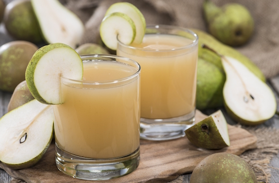 pear juice recipes