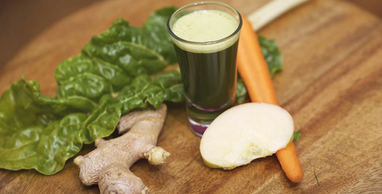 swiss chard juice recipes