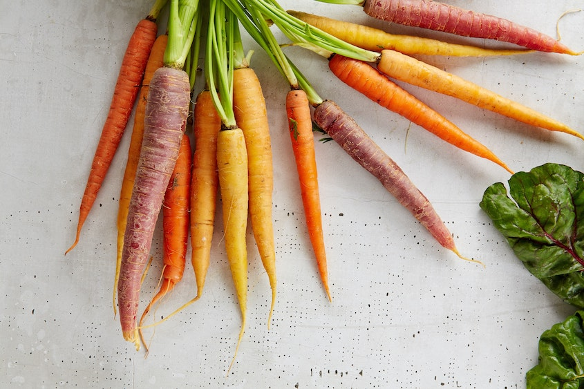 raw vs cooked vegetables